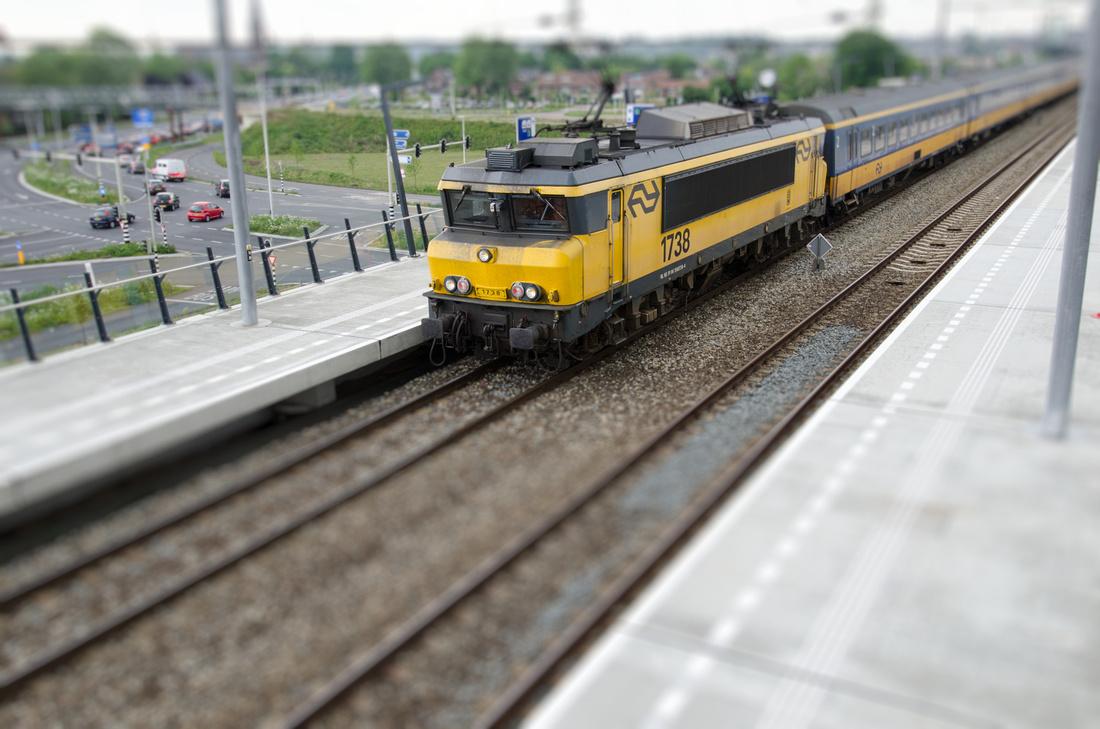 Intercity Nijmegen-Lent